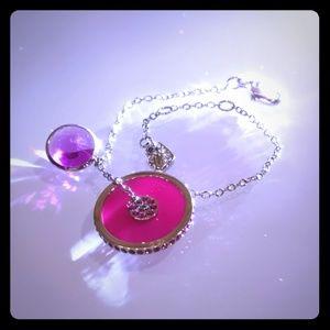 Swarovski noon bracelet pink